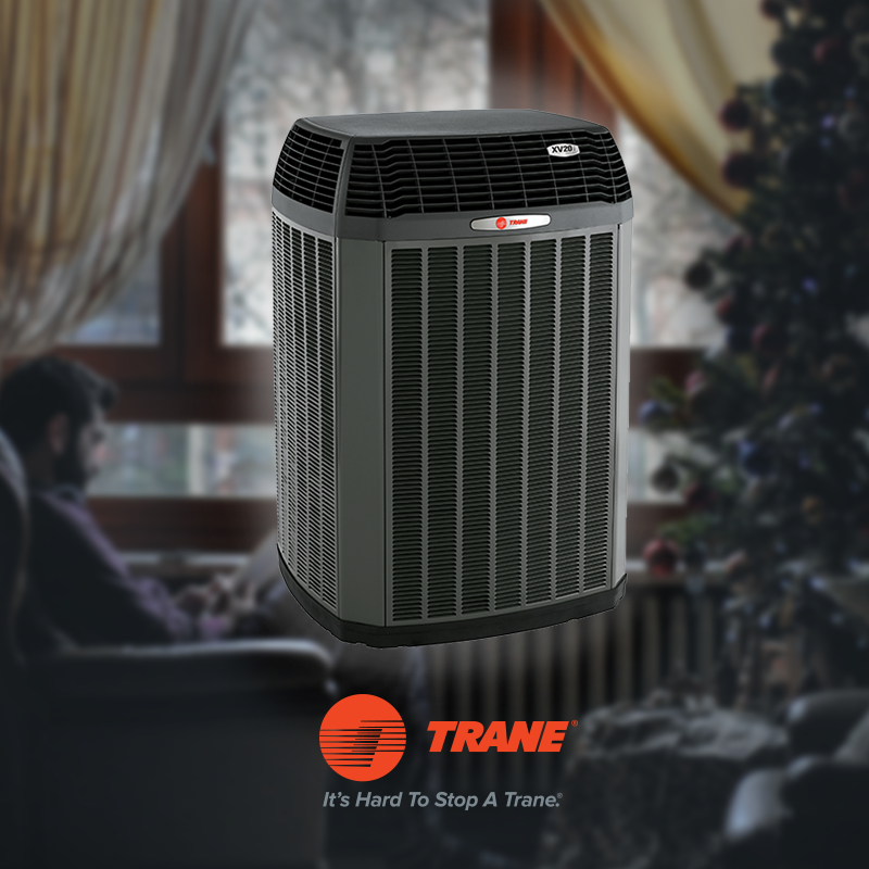 Trane Air Conditioning Unit